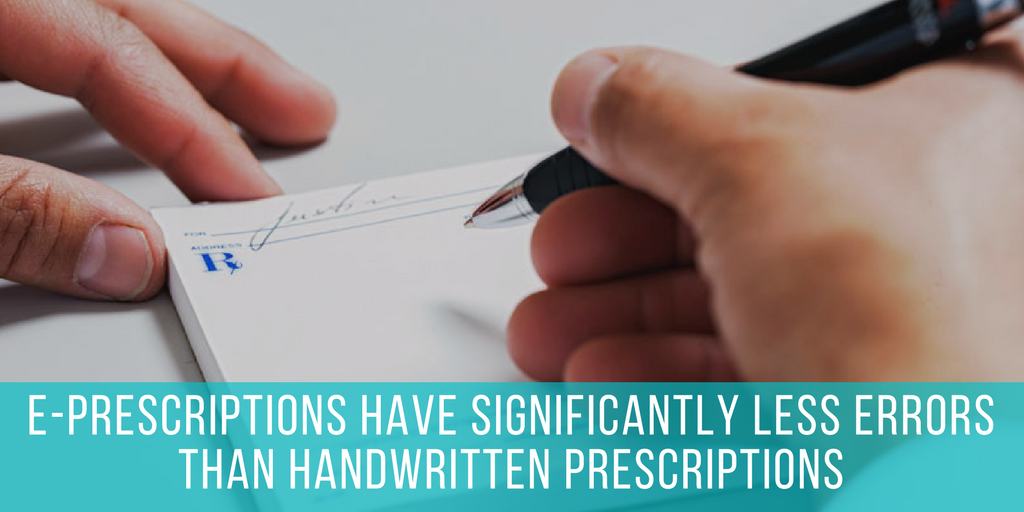 E-Prescriptions Safer than Hand Written