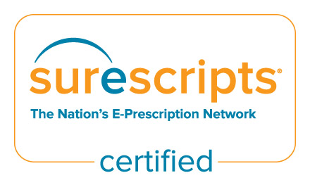 ePrescribe Certified