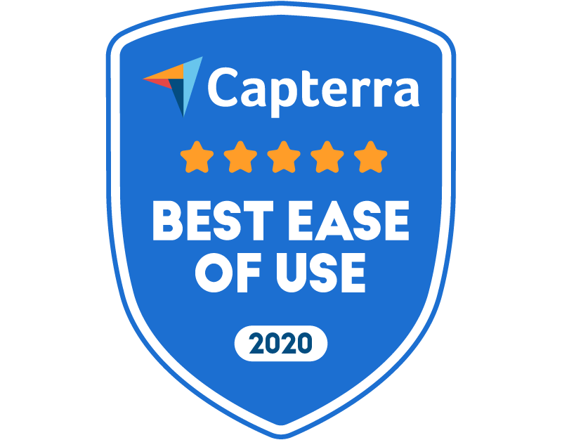 Capterra Ease of Use for e-Prescribing Mar-20